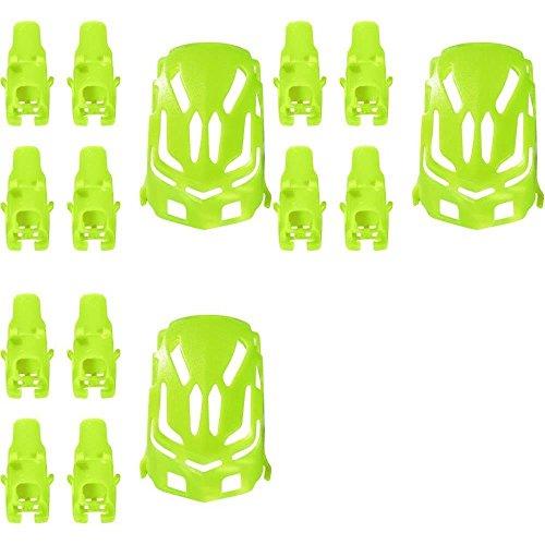 3-x-quantity-of-estes-proto-x-nano-body-shell-h111-01-green-quadcopter-frame-w-motor-supports-fast-f