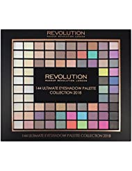 Makeup Revolution Ultimate 144 Palette de Fards à paupières 2018