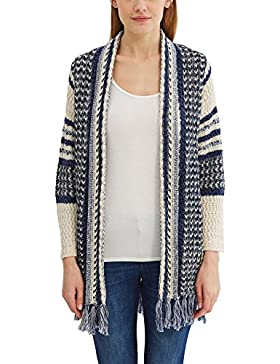 edc by ESPRIT Damen Strickjacke