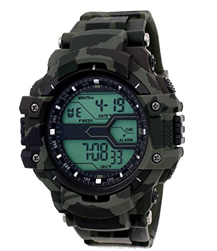 youth club digital green dial boy's watch(sportgry) - 518JmNmhUFL - YOUTH CLUB Digital Green Dial Boy's Watch(Sportgry) home - 518JmNmhUFL - Home
