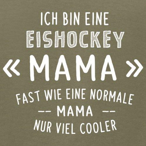 Ich bin eine Eishockey Mama - Herren T-Shirt - 13 Farben Khaki ...