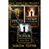 Bestselling Conspiracy Thriller Trilogy: Sanctus, The Key, The Tower