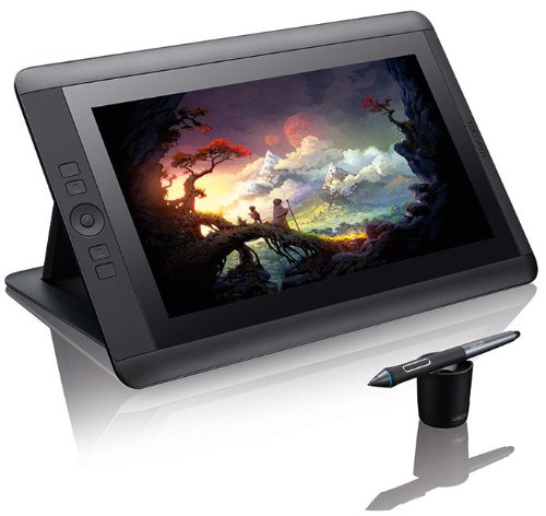 Wacom Cintiq 13HD - Tableta gráfica (LED 13' HD,...