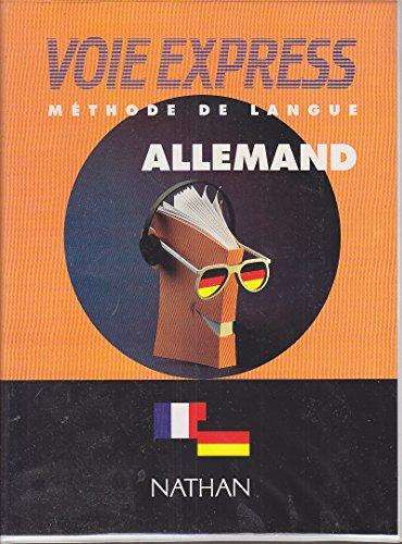 Allemand pour francophone livre et 4 cassettes par (Broché - Sep 9, 1991)