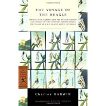 The Voyage of the Beagle: Journal of Researches into the Natural History and Geology of the Countries Visited During the Voyage of H.M.S. Beagle Round the World (Modern Library Classics) by Charles Darwin (2001-03-13)