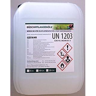 BÜSCH SK-4TK Alkylatbenzin für 4-Takt-Motorgeräte - 4Takt-Alkylatbenzin - 10 Liter