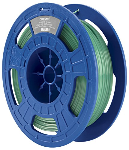Dremel 26153D07JB Filament pour Imprimante 3D en PLA, Diamètre 1,75 mm, Vert