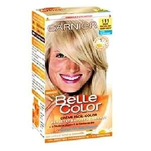 GARNIER - Belle color coloration n°111 tres tres clair cendre