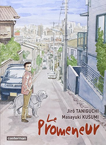 Promeneur (le) par KUSUMI Masayuki