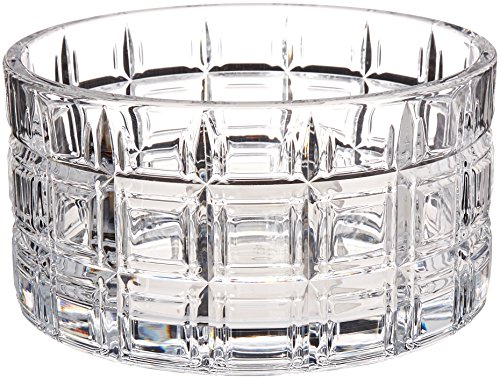 Crosby by Waterford 15,6 cm Schüssel Glass Candy Dish Bowl