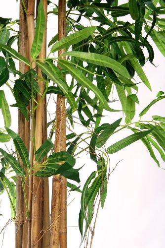 McPalms Bambusbaum 2,00 m Kunstbambus Kunstbaum Bambus künstlich
