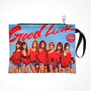Kpop AOA Good Luck Bags Pouch 403