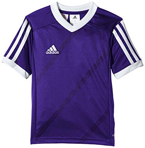 adidas Kinder Trikot Tabela 14, Collegiate Purple/White, 164