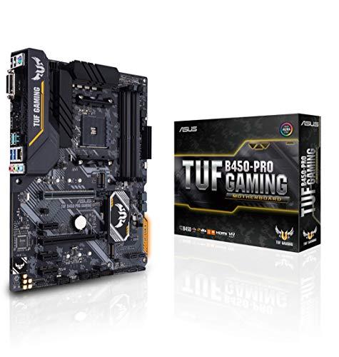 Asus TUF B450-PRO Gaming AM4 AMD B450 ATX - Placa