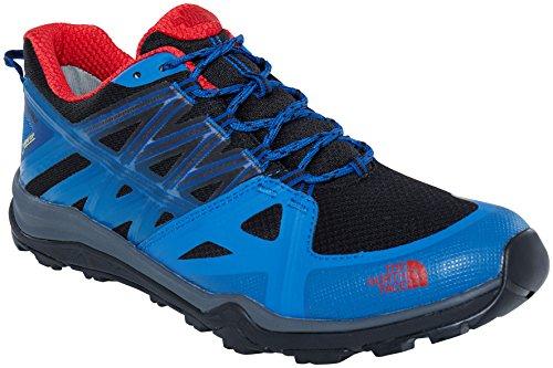 The North Face Hedgehog Fastpack Lite II GTX - Chaussures - bleu 2017 Monster Blue/TNF Black