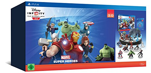 Disney Infinity 2.0: Marvel Super Heroes - Collector's Edition - [PlayStation 4]