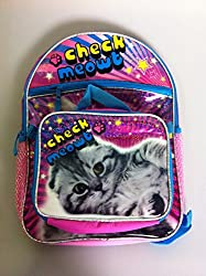 Global Design Concepts Global Design Concepts Check Meowt Kitty Backpack and Lunch Bag Set