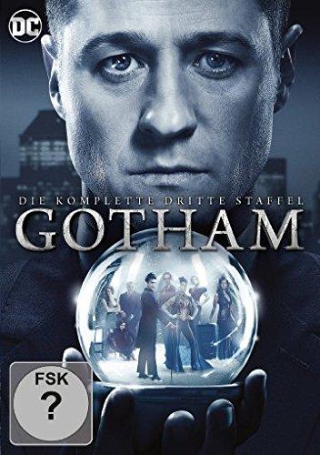 Gotham - Die komplette dritte Staffel [6 DVDs]
