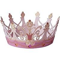 Liontouch 25107 Corona Reina, Rosa, Rosa Reina / Corona, gran Elfenprinzessin