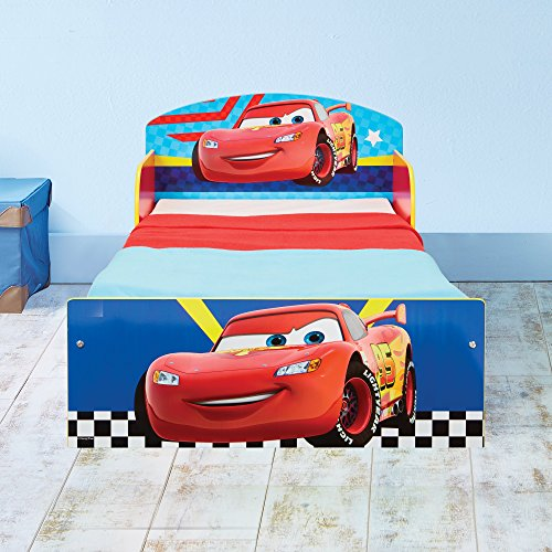 Disney Cars Kids Toddler Bed by HelloHome