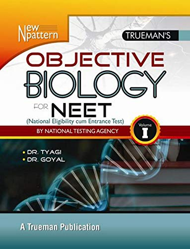 Trueman's Objective Biology for NEET - Vol. I & II
