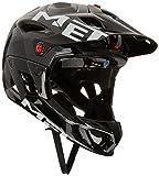 MET Parachute Helm anthracite/black Kopfumfang 59-62cm 2018 Fullface Helm