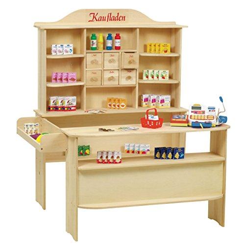*Roba Kaufladen aus Holz inklusive Kaufladenzubehör*