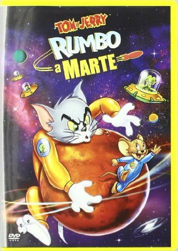 Tom Y Jerry:Rumbo A Marte *** Europe Zone ***