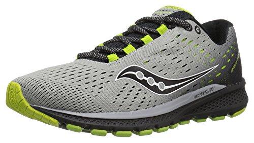Saucony Breakthru 3, Zapatillas de Running para Hombre, Gris (Grey/Bla
