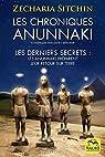 Les chroniques Anunnaki par Sitchin