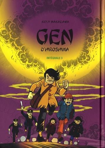 Gen d'Hiroshima Intégrale T03 par Keiji Nakazawa