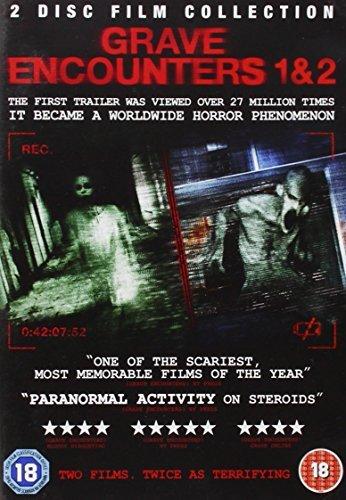 Grave Encounters 1 & 2 Boxset (2 discs) [DVD] by Sean Rogerson