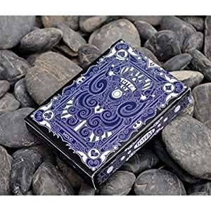Totem Deck (Blue) by Aloy Studios - Trick