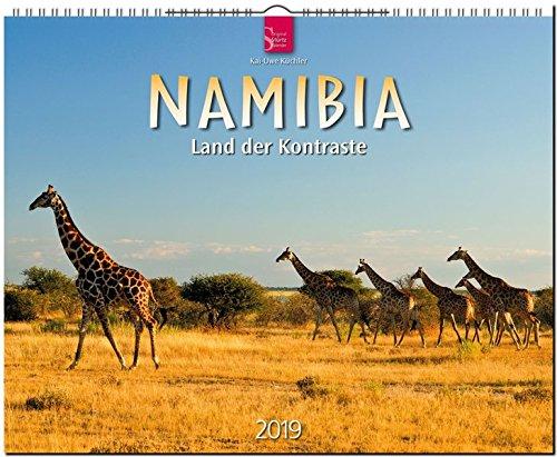 GF-Kalender NAMIBIA - Land der Kontraste 2019