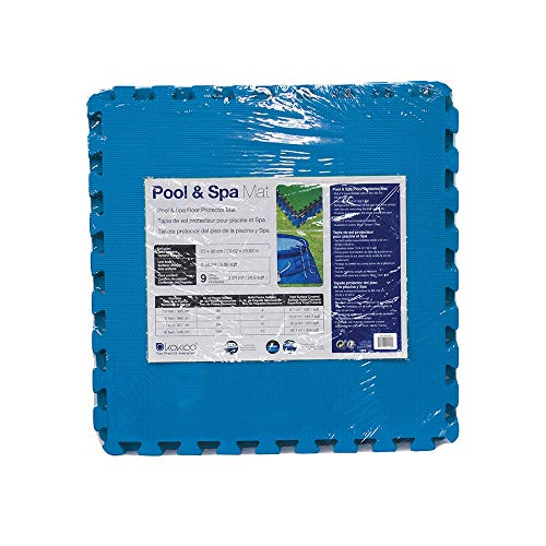 Kokido 9 Dalles de Protection 60x60cm (3.24m²)