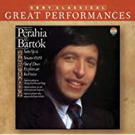 Bartók: Sonata; Improvisations on Hungarian Peasant Songs; Suite; Out of Doors; Sonata for Two Pianos and Percussion [Great Performances]