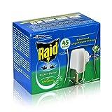 Raid Mücken Stecker und Nachfüller für ca. 45 Nächte Mückenfrei - mit Eukalyptusöl