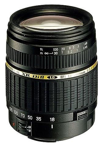 Tamron AF 18-200mm F/3.5-6.3 XR Di II LD Aspherical (IF) Macro digitales Objektiv (62mm Filtergewinde) für Canon