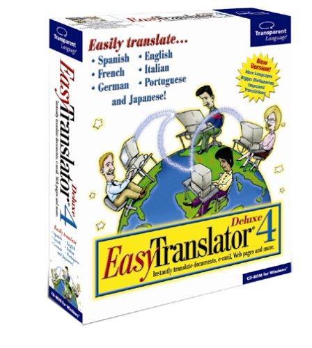 Easy Translator 4 (PC) Test