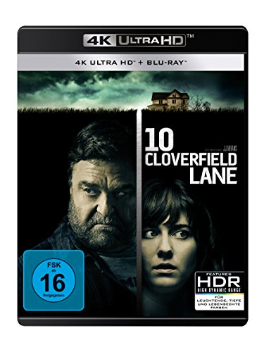 10 Cloverfield Lane  (4K Ultra HD) (+ Blu-ray 2D) [Alemania] [Blu-ray] 518K1kSSvDL