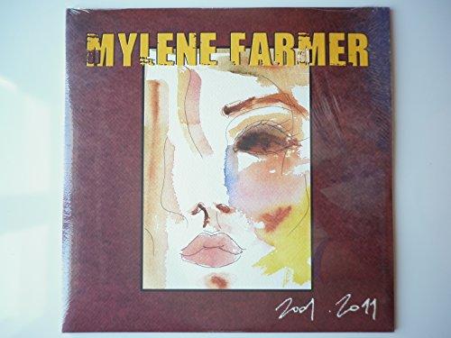 Mylene Farmer Album double 33Tours vinyles Best Of 2001-2011