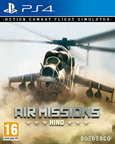 Air Missions : Hind