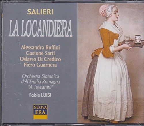 Salieri: La Locandiera (Gesamtaufnahme) (ital.) (Aufnahme 1989)