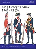 003: King George's Army 1740 - 93 (3): v. 3 (Men-at-Arms)