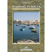 Walking in Malta: 33 Routes on Malta,Gozo and Comino (Cicerone International Walking)