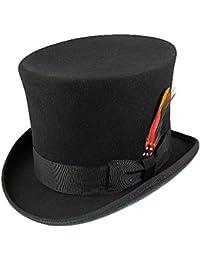 Chapeau Haut de Forme Victorien noir JAXON & JAMES