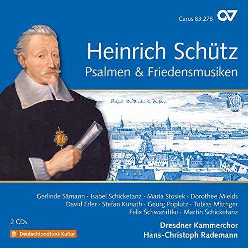 Schütz: Psalmen & Friedensmusiken (GA Vol. 20) -