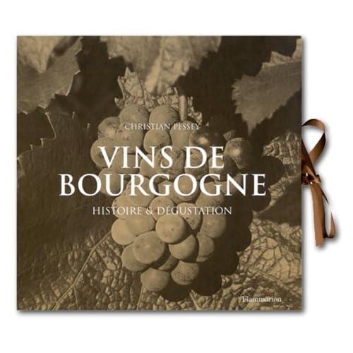 Coffret vins de Bourgogne : Histoire & Dégustation