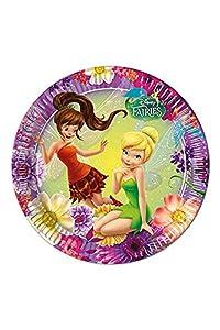 Procos plato 23cm, campanilla Fairies, Multicolor, 5pr85242