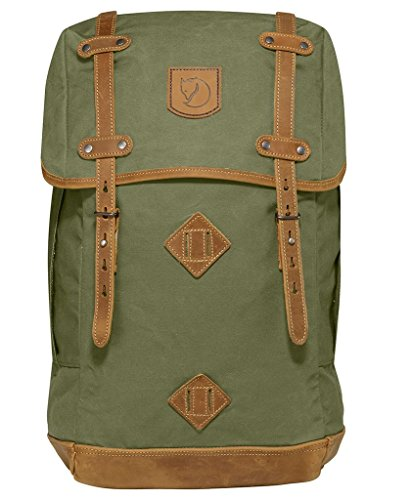 No Fjällräven Green Rucksack 21 Medium BYrxAq5A8w